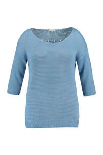 MS Mode trui lichtblauw (dames)