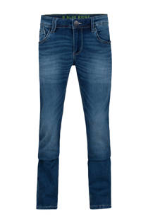 WE Fashion Blue Ridge regular fit jog denim donkerblauw (jongens)