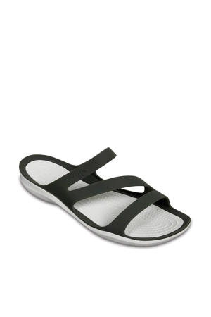 Swiftwater slippers antraciet