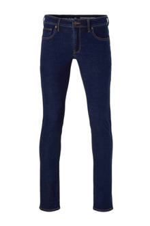 The Denim skinny fit jeans donkerblauw