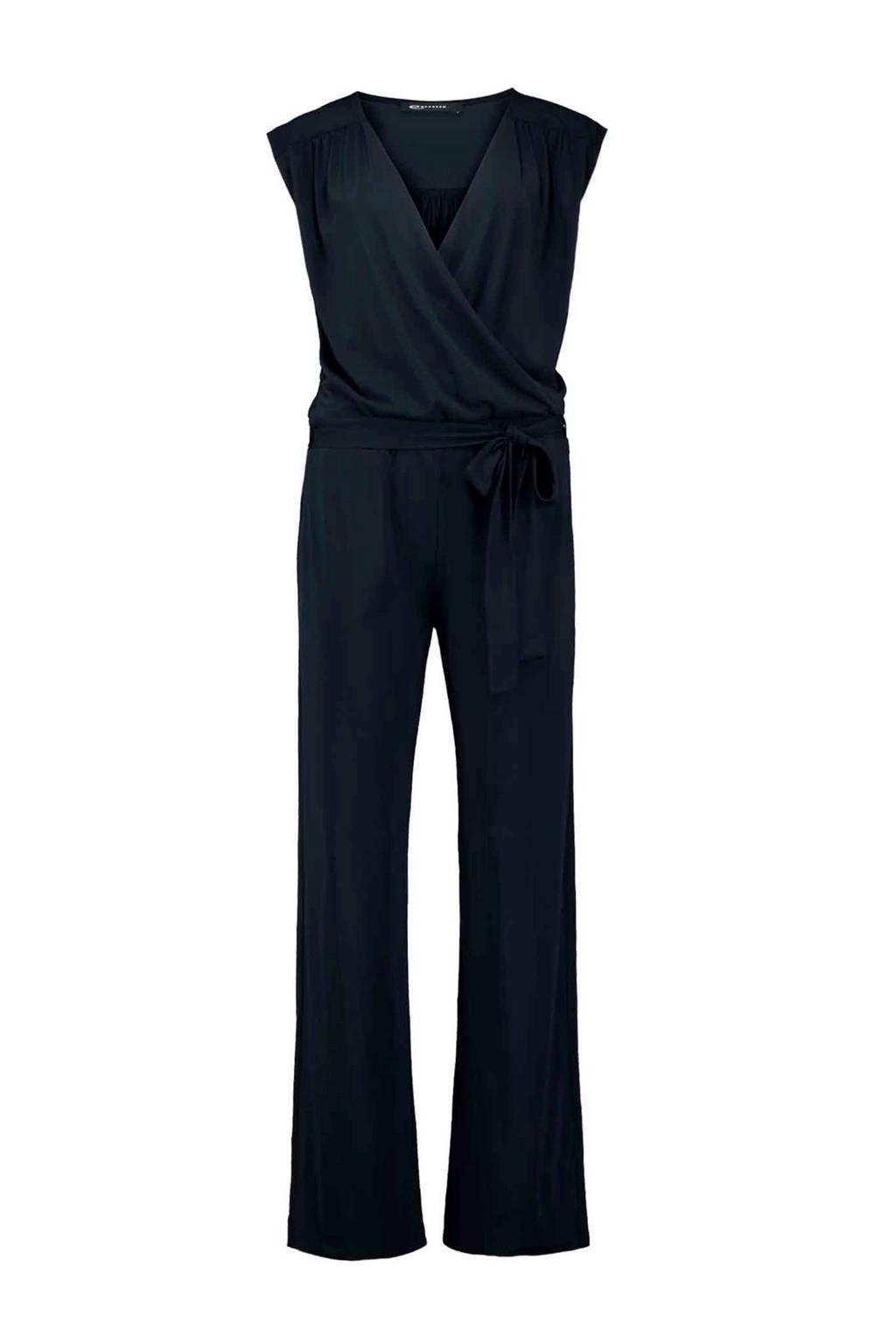 65fdf058bfb Expresso Elsanne jumpsuit donkerblauw