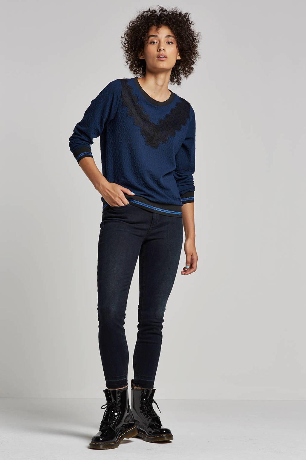 Tramontana sweater, Blauw