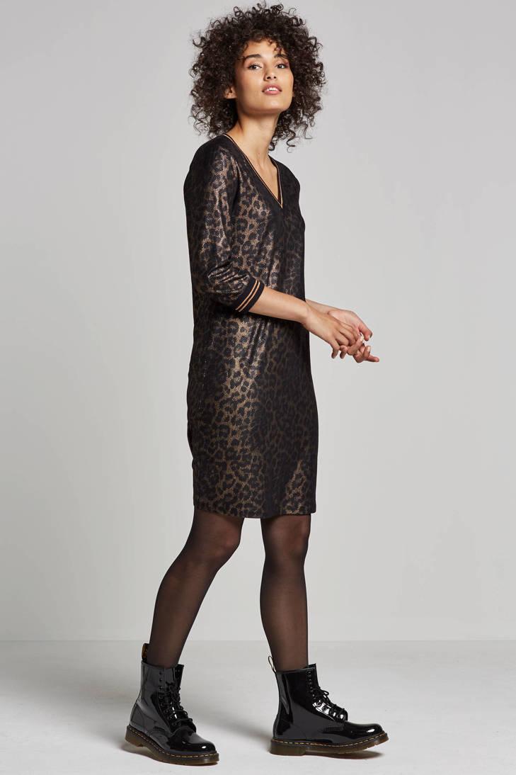 een Tramontana jurk in jurk in Tramontana panterprint een TWYnzqA