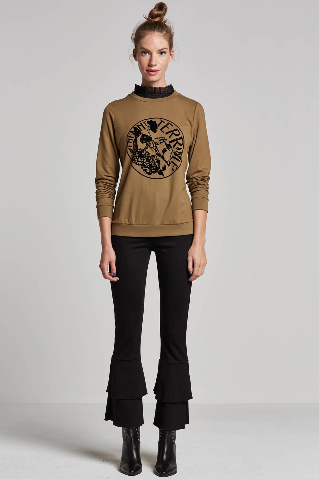 Tramontana sweater, Groen