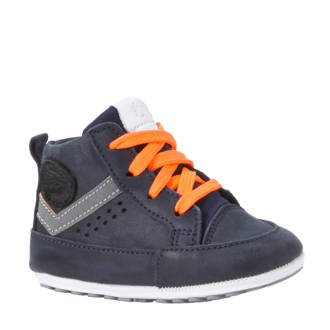 sneakers met reflecterende streep