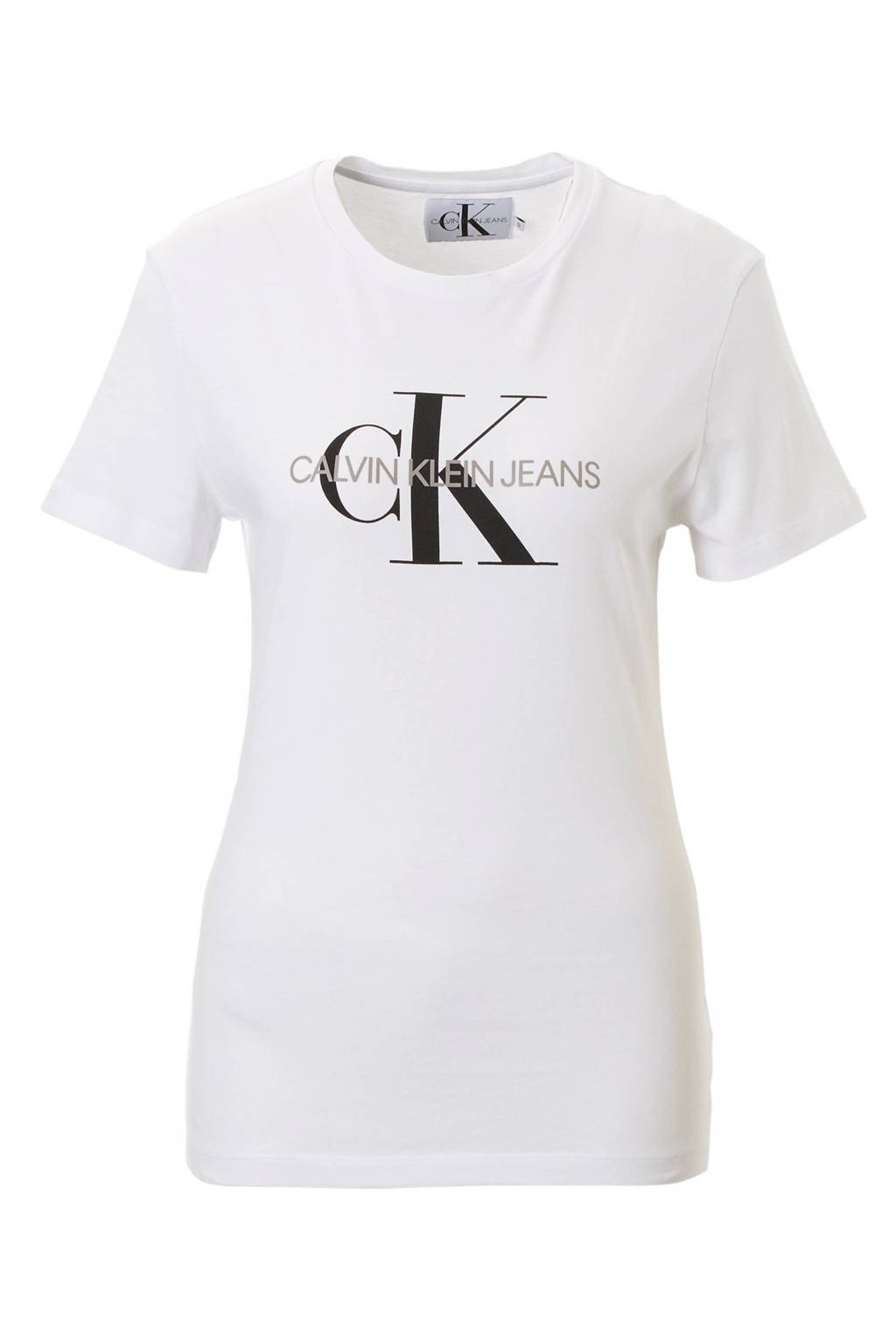CALVIN KLEIN JEANS T-shirt, Wit