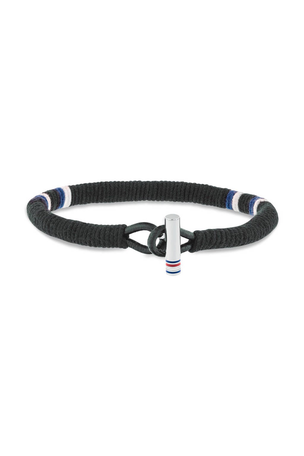 Tommy Hilfiger armband - TJ2701069, Zwart