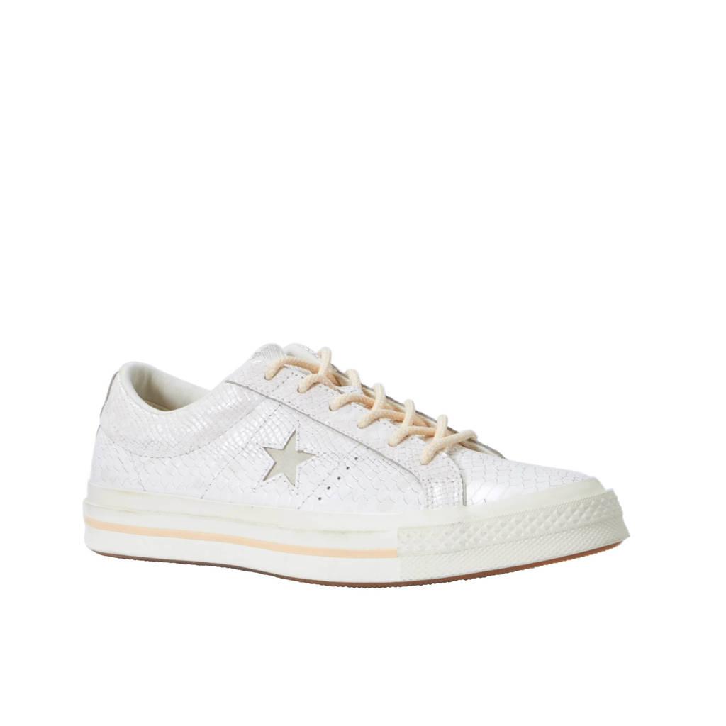 Converse  One Star OX sneakers, Ecru/ wit