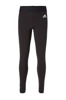 performance sportlegging zwart