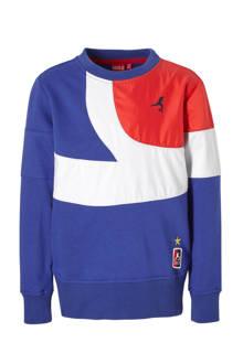 sweater Caldron blauw