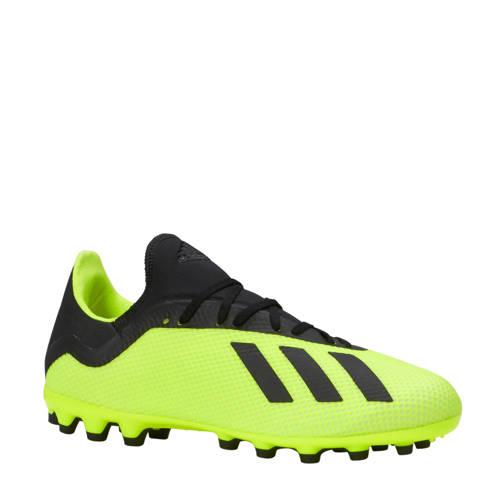 X 18.3 AG voetbalschoenen geel
