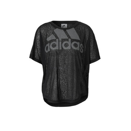 adidas Performance functioneel shirt MAGIC LOGO TEE