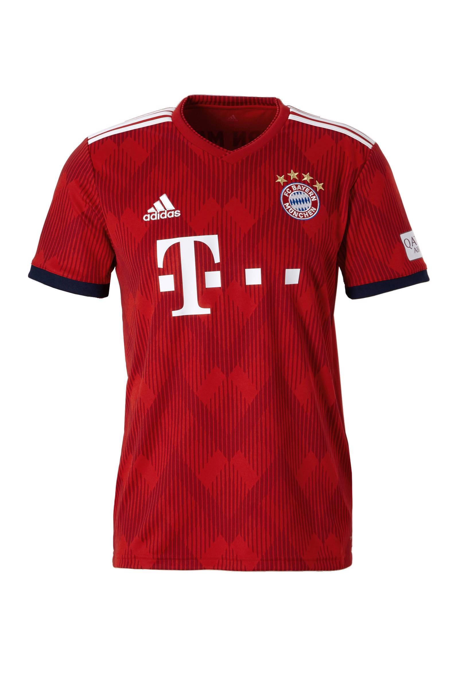 adidas performance Senior FC Bayern München voetbalshirt (heren)
