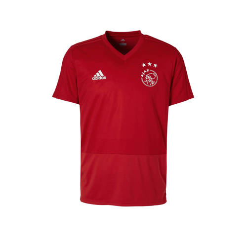 Ajax Trainingsshirt 18-19 Rood Heren Red