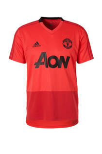 adidas performance Senior Manchester United voetbalshirt  (heren)