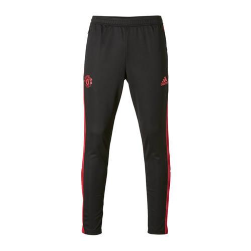 Manchester United Fc Trainingsbroek 18-19 Zwart-Rood Heren Black-Red