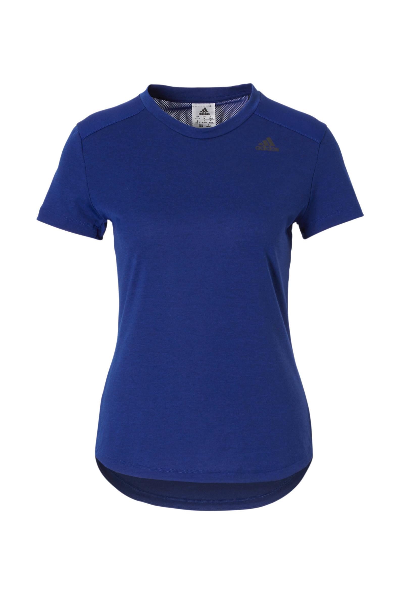 Adidas Sport Shirt Dames Wit | RLDM