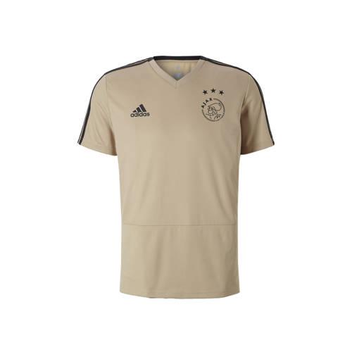 Ajax Trainingsshirt 18-19 Goud Heren Nl
