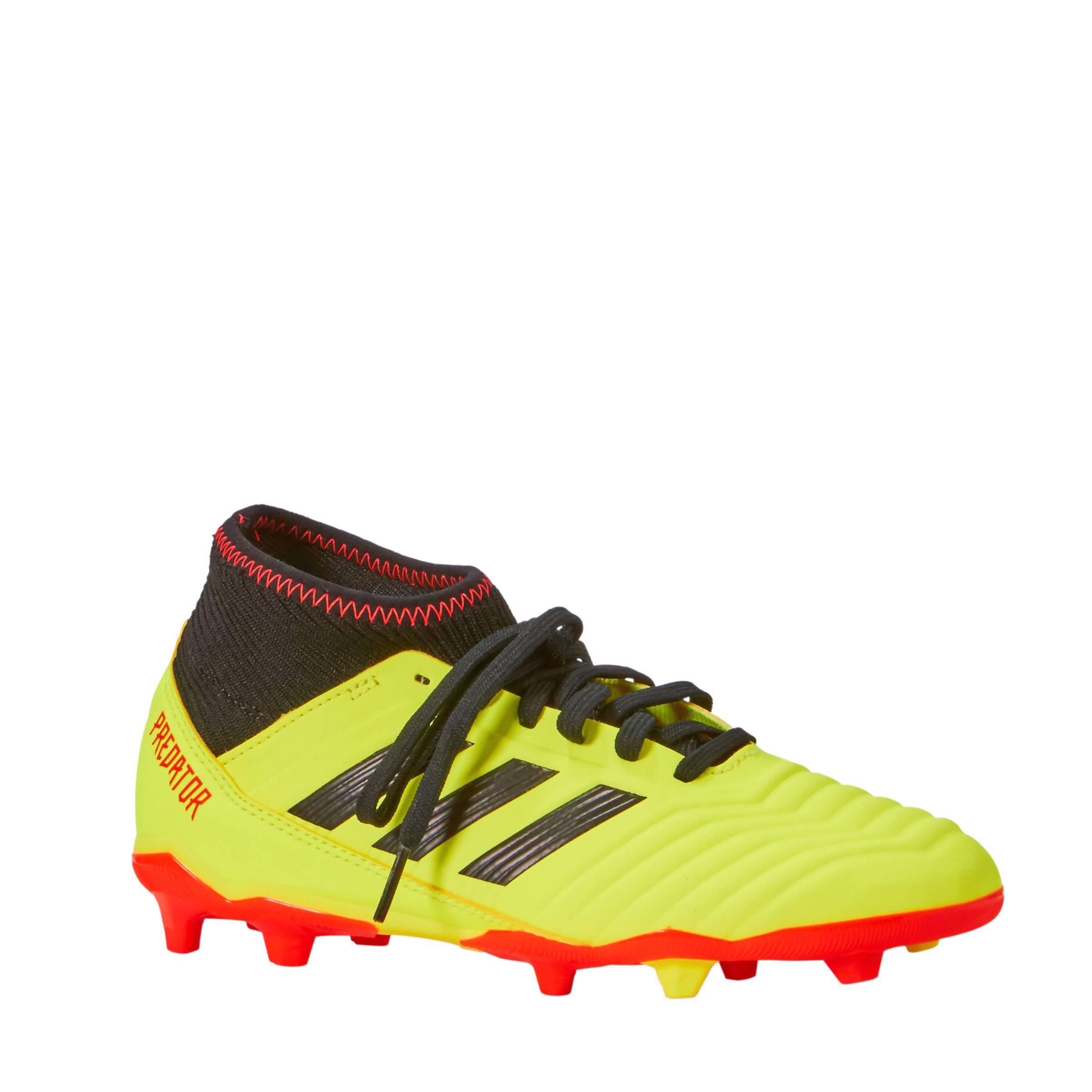 adidas Predator 18.3 FG voetbalschoenen | wehkamp