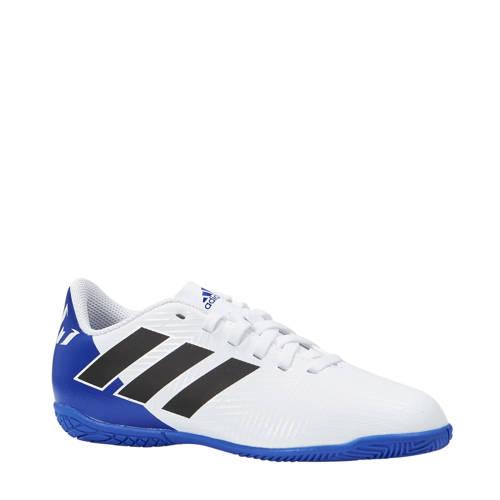 Nemeziz Messi Tango zaalvoetbalschoenen wit