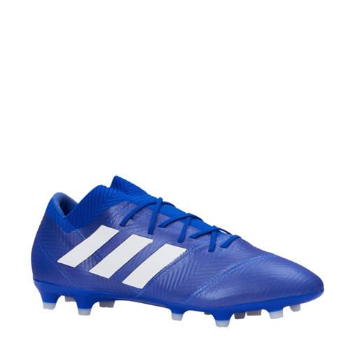 Nemeziz 18.2 FG voetbalschoenen blauw