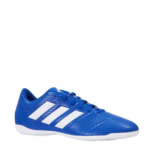 Nemiziz Tango 18.4 zaalvoetbalschoenen blauw