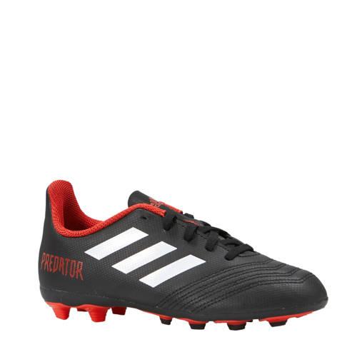 Predator 18.4 FxG J voetbalschoenen zwart