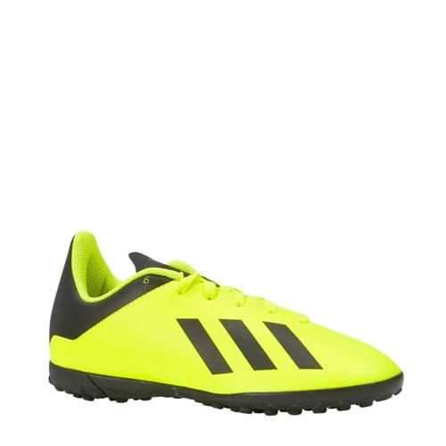X Tango 18.4 TF J voetbalschoenen geel