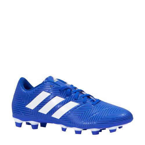 Nemeziz 18.4 FxG voetbalschoenen blauw