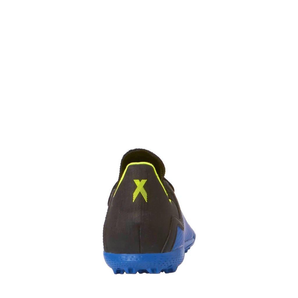 new product 988ca 6e727 adidas performance X Tango 18.3 TF voetbalschoenen, Blauwgeelzwart