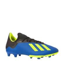 performance X 18.3 FG voetbalschoenen blauw
