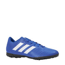 performance Nemiziz Tango 18.4 voetbalschoenen blauw
