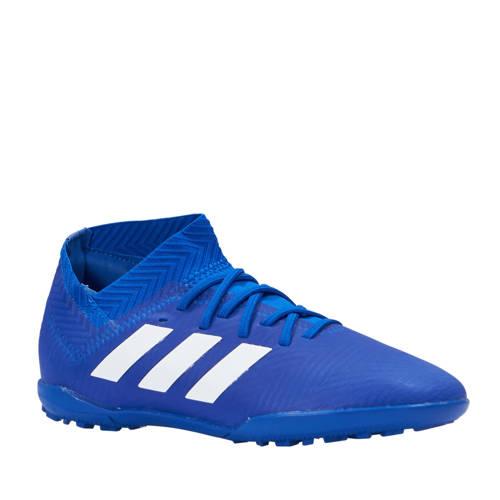 Nemeziz Tango 18.3 TF voetbalschoenen blauw