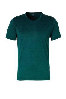performance   sport T-shirt groen