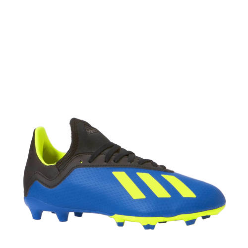 adidas performance X 18.3 FG J voetbalschoenen