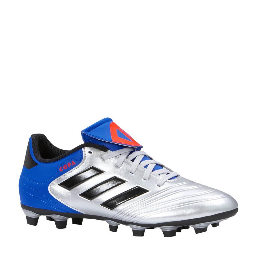 on sale 59540 6170e adidas performance Copa 18.4 FxG voetbalschoenen zilvergrijs, Zilvergrijs