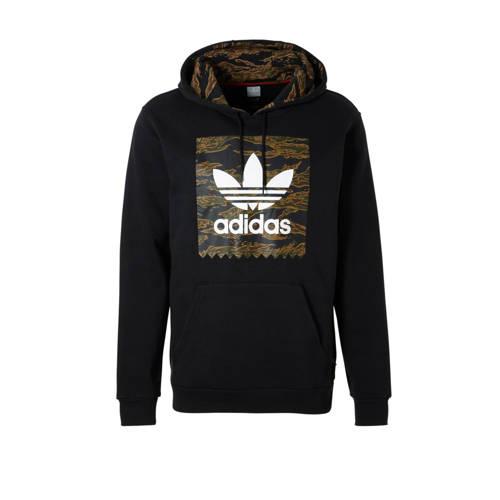 NU 15% KORTING: adidas Originals capuchonsweatshirt CAMO BLACKBIRD HOODIE