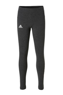 performance sportlegging antraciet