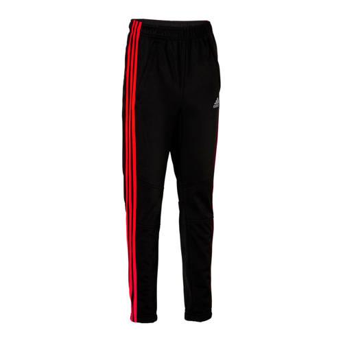 sportbroek zwart-rood