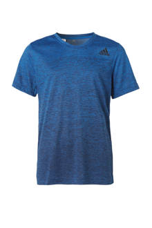 performance   sport T-shirt blauw