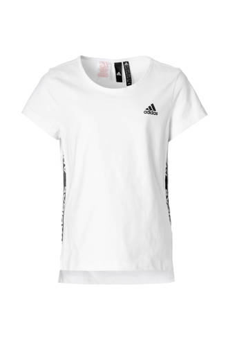 performance sport T-shirt wit