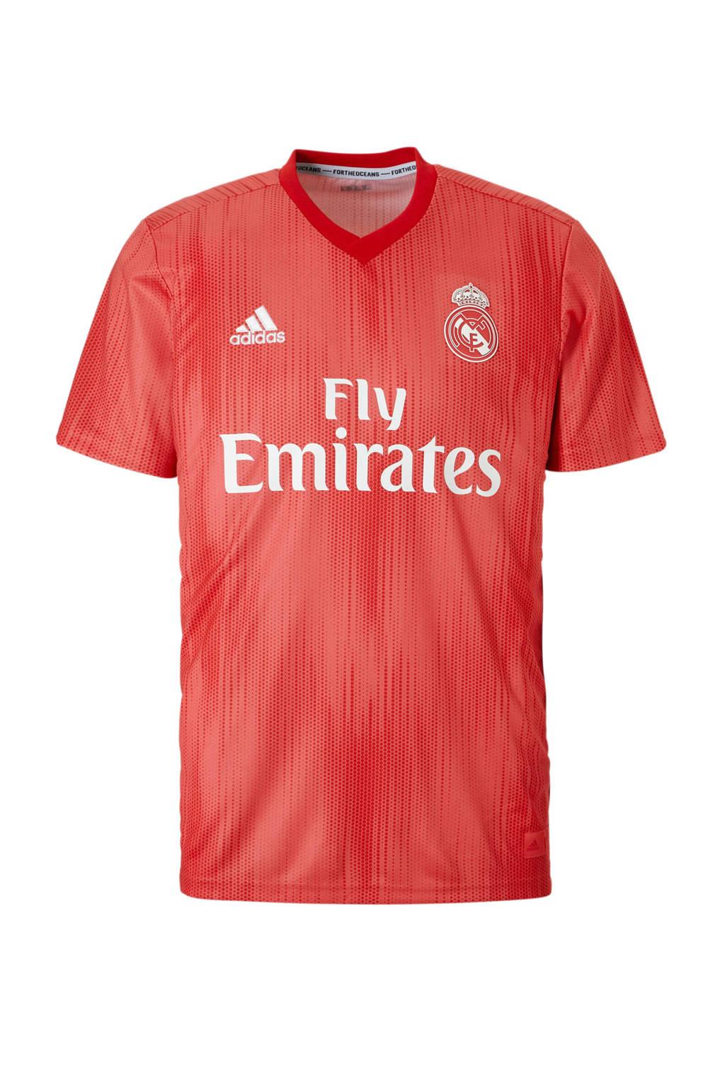 adidas performance Senior Real Madrid voetbalshirt, Heren