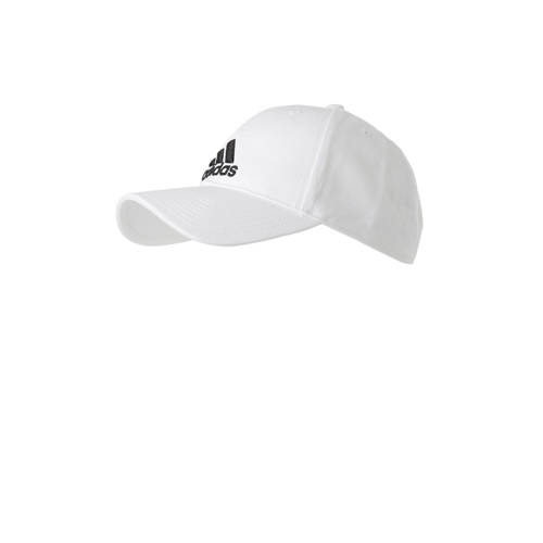 Petje 6 Panel Cap Cotton White