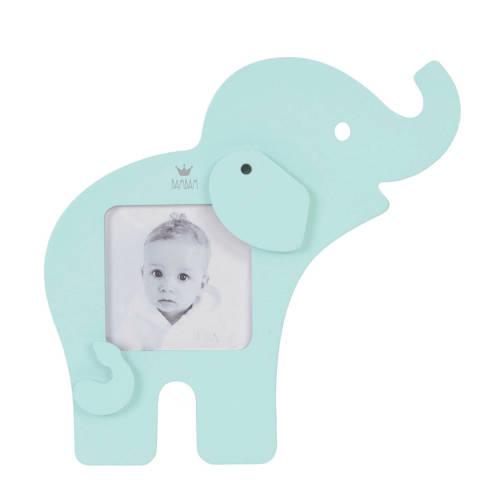 fotolijst olifant lagoon in geschenkdoos