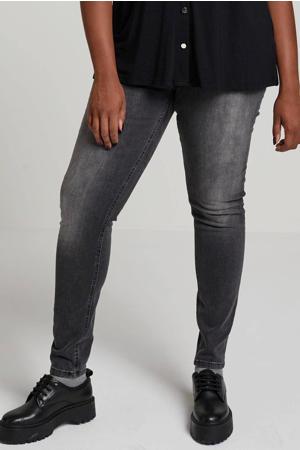 super comfort skinny high waist denim