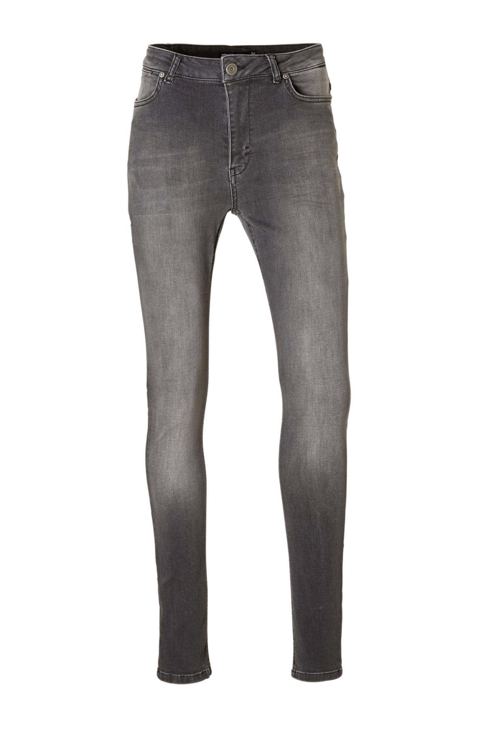 whkmp's own super comfort skinny high waist denim (dames)