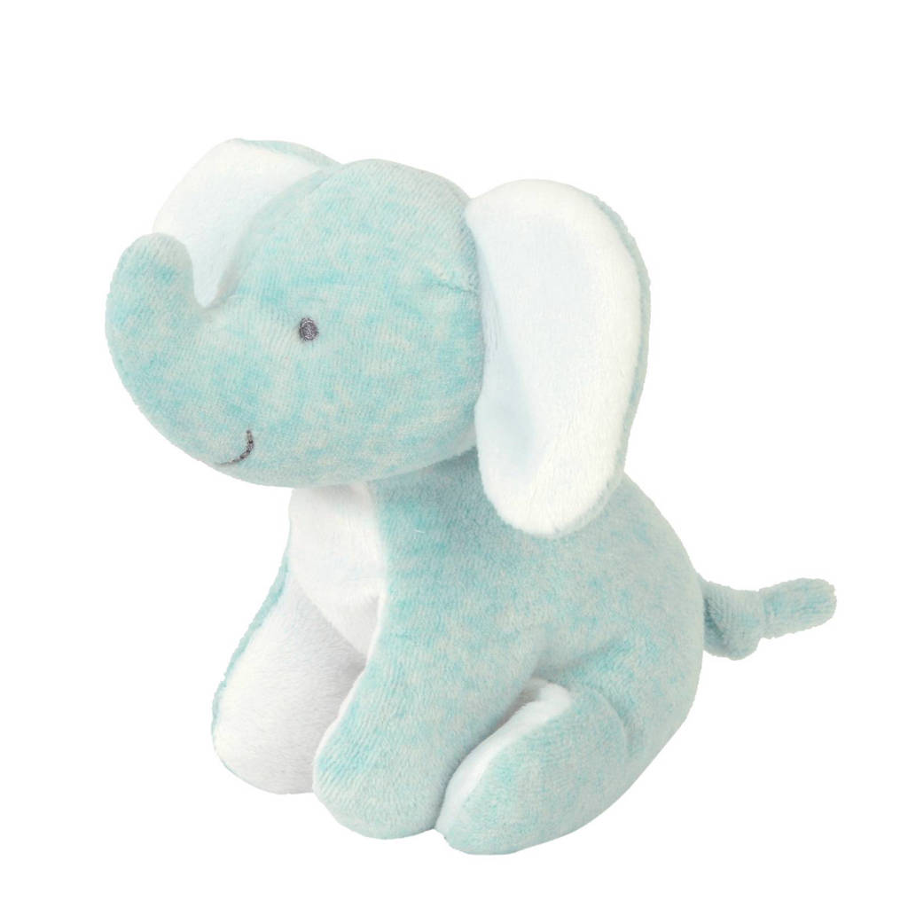 BamBam olifant lagoon knuffel 15 cm, Lagoon
