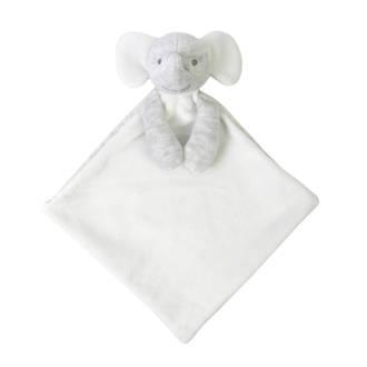 olifant grijs knuffeldoekje