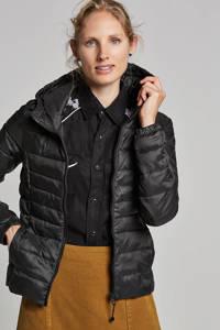 ONLY gewatteerde jas onlTAHOE zwart, Zwart