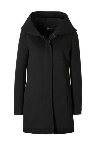 coat met katoen